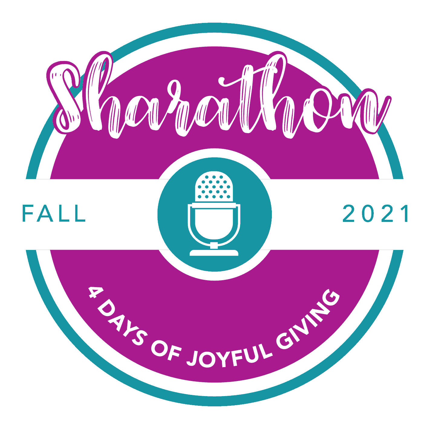 Sharathon_Fall_2021_graphic_4_days_joyful_giving_outline